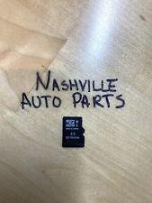 Toyota Prius Sienna 4Runner RAV4 Corolla Navigation Map Micro SD Card OE071 2019