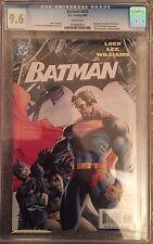 Batman 612  - Hush Storyline - Rare DC Comics CGC 9.6