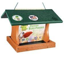 Going Green Large Premier Bird Feeder, Ggpro1 Model Ranch-Style Bird Seed Feeder