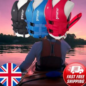 Kids Adults Life Jackets Watersport Kayak Ski Buoyancy Aid Sailing Boating UK