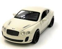 Bentley Continental Supersports Beige Maquette de Voiture Auto Échelle 1:3 4