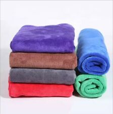 "5-Pack Microfiber 12""x12"" Absorbent Kitchen Washcloth Towel Set Dish Cloths"