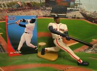 1998  MO VAUGHN Starting Lineup (SLU) Baseball Figure & Card - BOSTON RED SOX