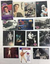 """1992 THE RIVER GROUP """"THE ELVIS COLLECTION"""" CARDS OF HIS LIFE SERIES ONE #1"""