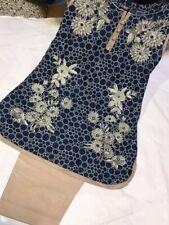Kids Little Girls Stitched 3 Piece Embroidered Cotton Salwar Kameez  Size 20-36