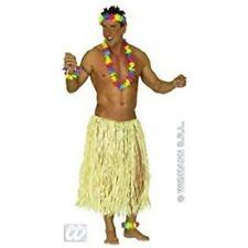 Costumi e travestimenti multicolore per carnevale e teatro sul hawaiiano
