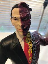 Warner Bros Studio Store DC Comics Batman Returns - Two Face Figurine NEAR MINT