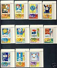 ECUATORIAL GUINEA OLYMPICS SCOTT 7623-31 MNH s1879
