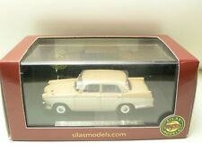 RILEY 4/SEVENTY TWO RIGHT HAND DRIVE BEIGE SILAS MODELS SM43016A 1:43