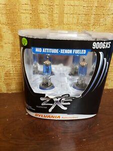 Headlight Bulb-Base Sylvania 9006SZ.PB2