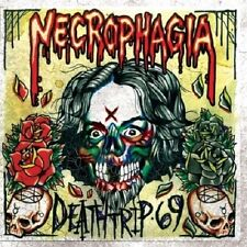 NECROPHAGIA - Deathtrip 69  [Ltd.Bloodpack] DIGI CD