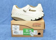 BOXED WOMENS MBT LAMI BIRCH ROCKING EXERCISE TRAINERS SHOES SZ 4.5 UK VGC