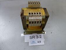Siemens 4AM3895-0AP40-0C Transformator prim 380/400/420V sec 10/18/230V