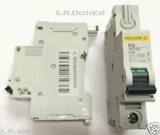 SQUARE D KQ 32 AMP TYPE C 32A MCB SCHNEIDER LOADCENTRE QWIKLINE KQ10C132 SQO NEW