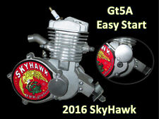 Gt5A-ES Dual Start GruBee SkyHawk, bicycle engine, Bike motor, bicycle motor