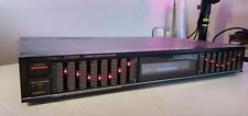 Fisher Eq-868A 7-band Graphic Equalizer, Vintage - works/sounds Great!