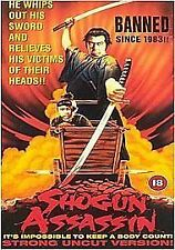 Shogun Assassin (DVD, 2009)