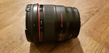 Canon EF 24mm f/1.4L II USM Wide Angle Lens - Like New -- L Series