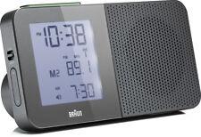 BRAUN Funkradiowecker MULTIBAND mit weltweitem Funkempfang und digitaler LCD-Anz
