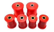 NEW REAR LEAF SPRINGS POLYURETHANE BUSHING KIT FOR JEEP CHEROKEE (XJ) 1984-2001