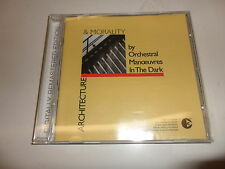 Cd   Orchestral Manoeuvres In The Dark  – Architecture & Morality