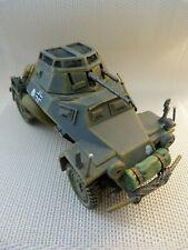 King & Country WS209 World War II Tank  Armoured car Sd.Kfz.222