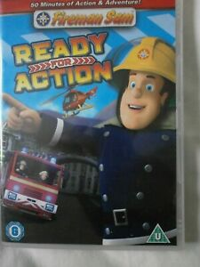 Fireman Sam - Ready For Action (DVD, 2011)