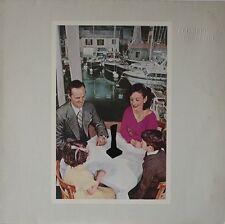 LED ZEPPELIN Presence 1976 Vinyl LP Embossed sleeve Excellent Condition