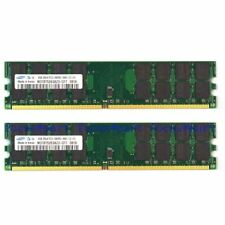 4GB PC2-6400u DDR2-800MHz 2Rx8 Unbuffered Patriot P24G806UV-M2C