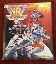 VR TROOPERS  - komplettes Stickeralbum