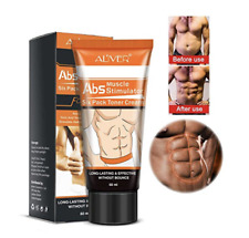 Belly Fat Burner for Women Men Cream Abdominal Muscle Toner Sweat Thermogenic