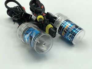 2 High Quality H11 8000k HID Replacement Bulbs USA Seller🇺🇸Fast Shipping!