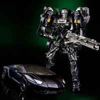 KBB 7in Lockdown Decepticon LP700 Lambor Action Figure Deformable Robot Kids Toy