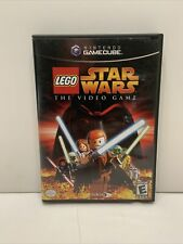 LEGO Star Wars: The Video Game Player's Choice (Nintendo GameCube 2006 No Manual