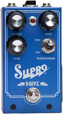 Supro 1305 Drive Guitar Effects Pedal NEW 181118090289