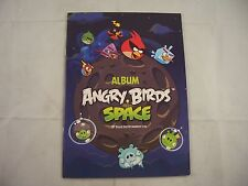 E-Max Rovio Angry Birds Space Sticker Album Empty