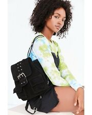Urban Outfitters Nika Suede Grommet Backpack Women New MSRP: $79