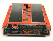 Control Panel for a Simplicity 870 Snow Blower Snowblower 8 hp