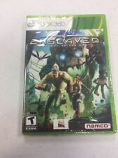 Enslaved: Odyssey to the West --(Microsoft Xbox 360, 2010) BRAND NEW SEALED L@@K