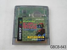 Monster Tactics Game Boy Color Japanese Import GB Japan GBC US Seller B/Good