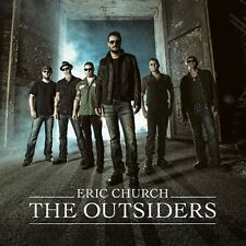 ERIC CHURCH - THE OUTSIDERS  CD NEW+