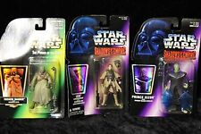 Lot of 3 Star Wars Action Figures: New