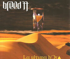 BREED 77 La Una Hora UNRELEASED & Finals SPANISH TRK & VIDEO CD single Breed77