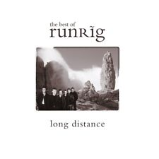 RUNRIG - LONG DISTANCE. THE BEST OF - NEW CD COMPILATION