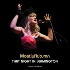 THAT NIGHT IN LEAMINGTON, Mostly Autumn, Very Good Double CD