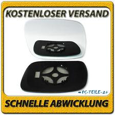 Außenspiegel Spiegelglas für VW TOUAREG 2002-2006 rechts Beifahrerseite konvex