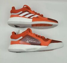 New adidas Men's Sneakers Size 11.5 Marquee Boost Low Red Basketball F36305