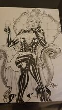 Black Queen by Fred Benes