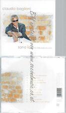 CD--CLAUDIO BAGLIONI--SONO IO - L'UOMO DELLA STORIA ACCANTO