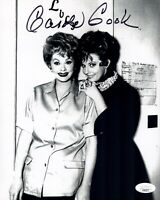 CAROLE COOK Hand Signed 8X10 LUCY SHOW In-Person Autograph Photo JSA COA Cert